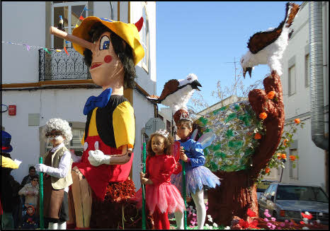 photo 11 of the second algarve carnival
