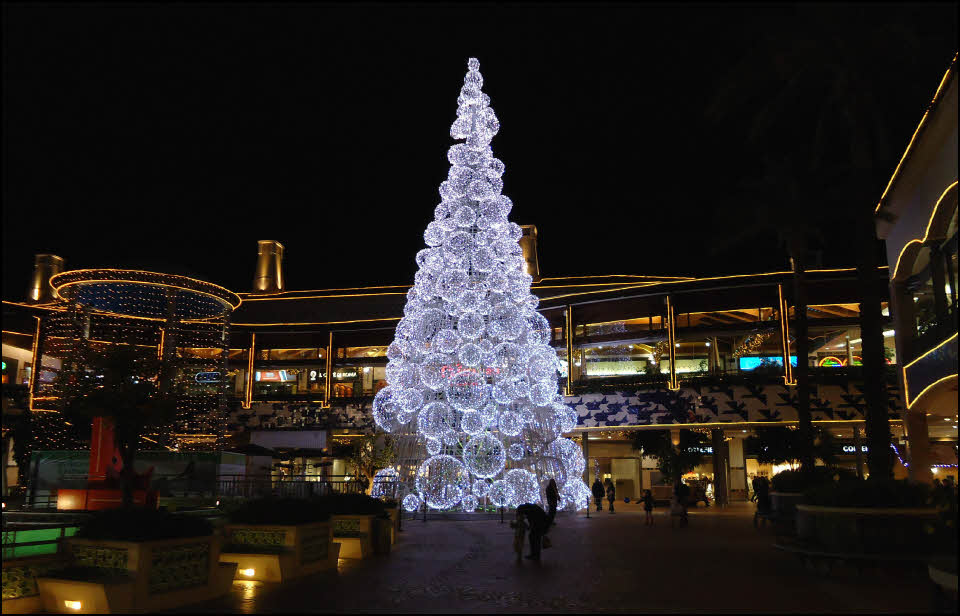 Christmas lights in the Algarve forum